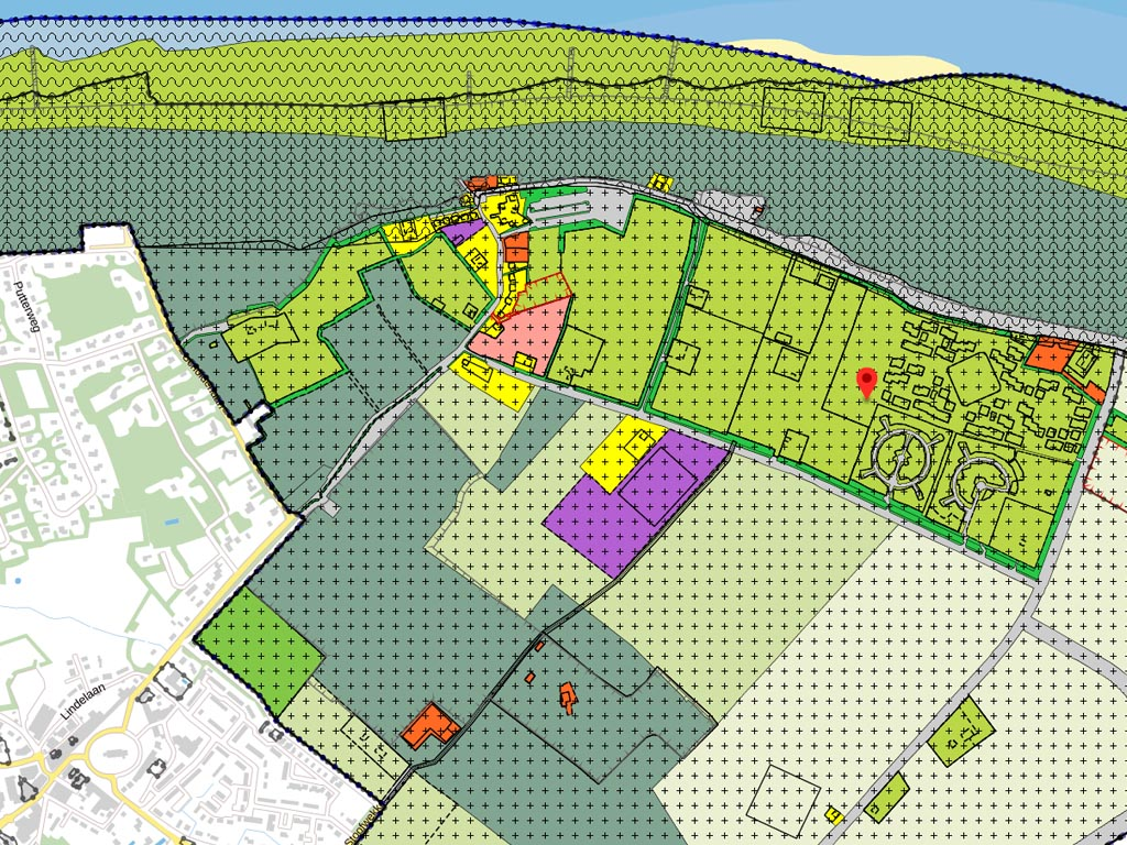 Planologie in Zeeland