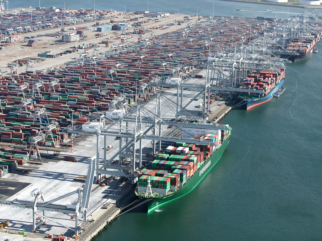 Ambitie 2030 Duurzame havens