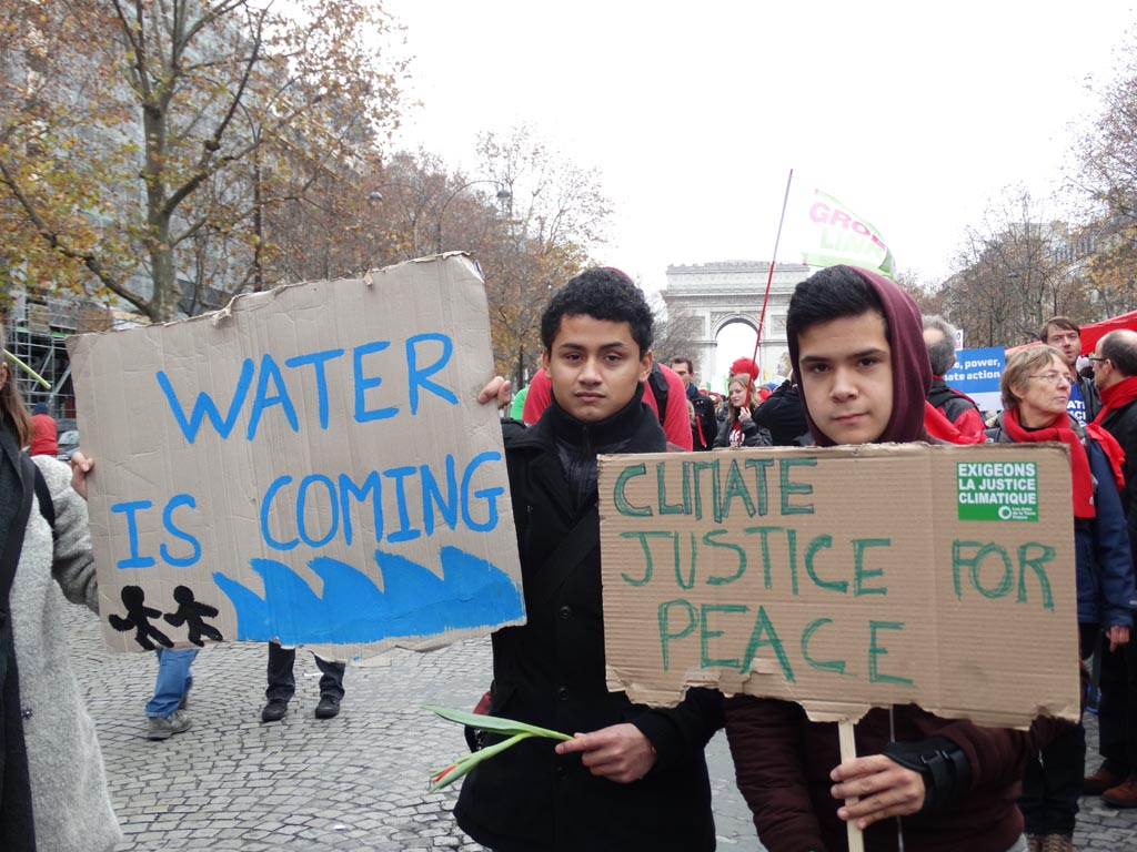 Jongeren en klimaat: Finding ROOTS