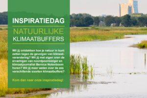 Foto digi nb Inspiratiedag Natuurlijke Klimaatbuffers
