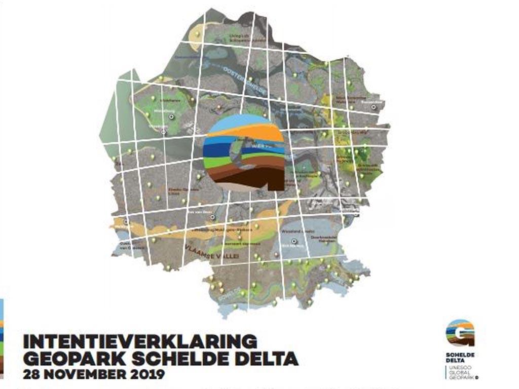 Schelde delta verdient keurmerk Global Geopark van UNESCO