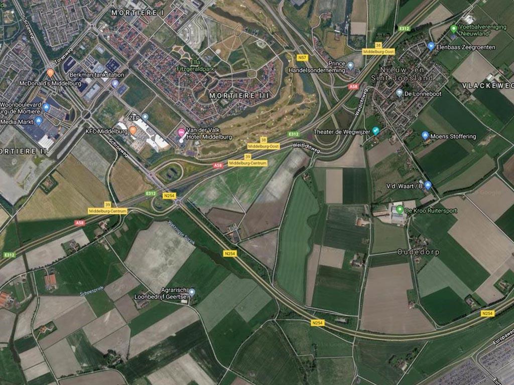 ZMf kritisch over bouwplannen bedrijventerrein aan Trekdijk