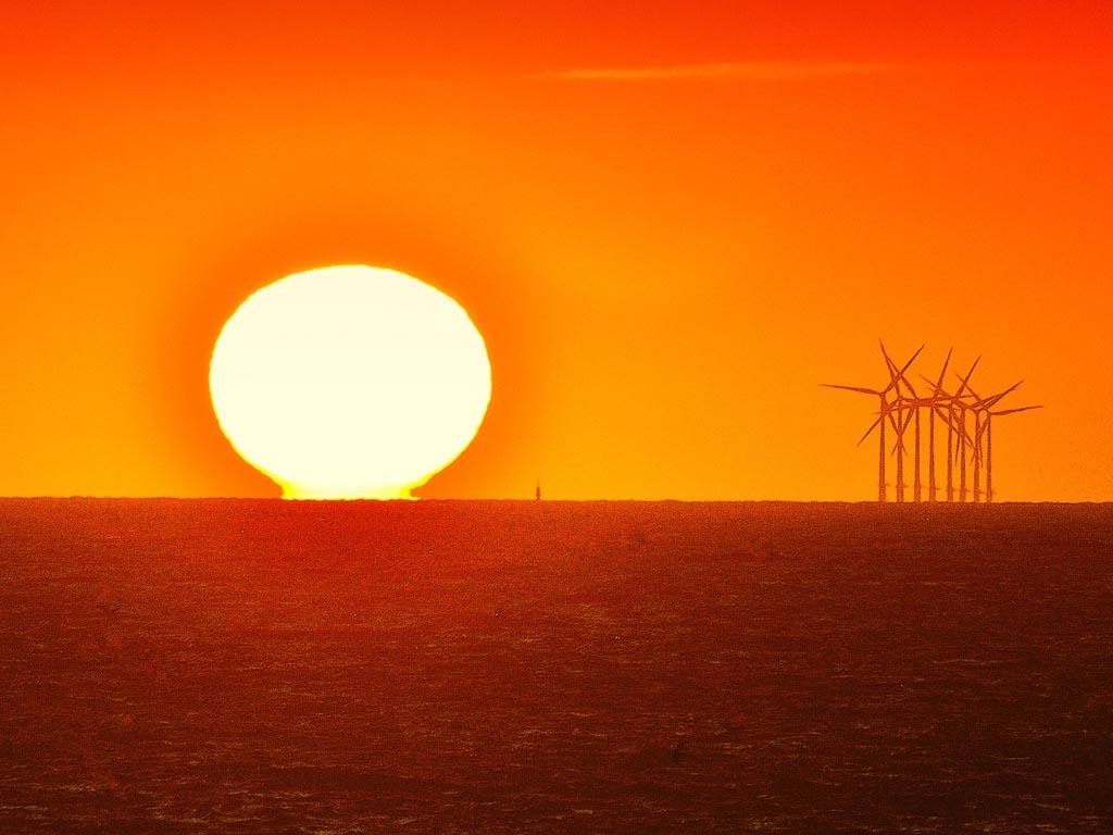 Energie uit wind op zee naar Borssele