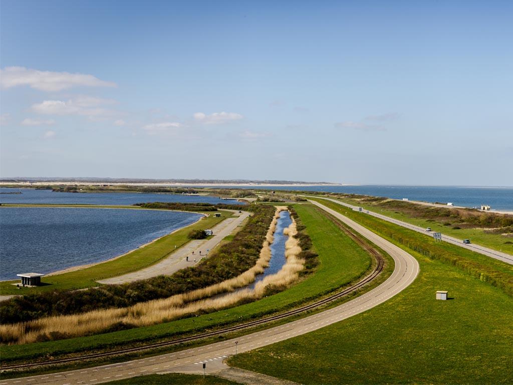 Verbazing groot bij kustbeschermers over Brouwerseiland