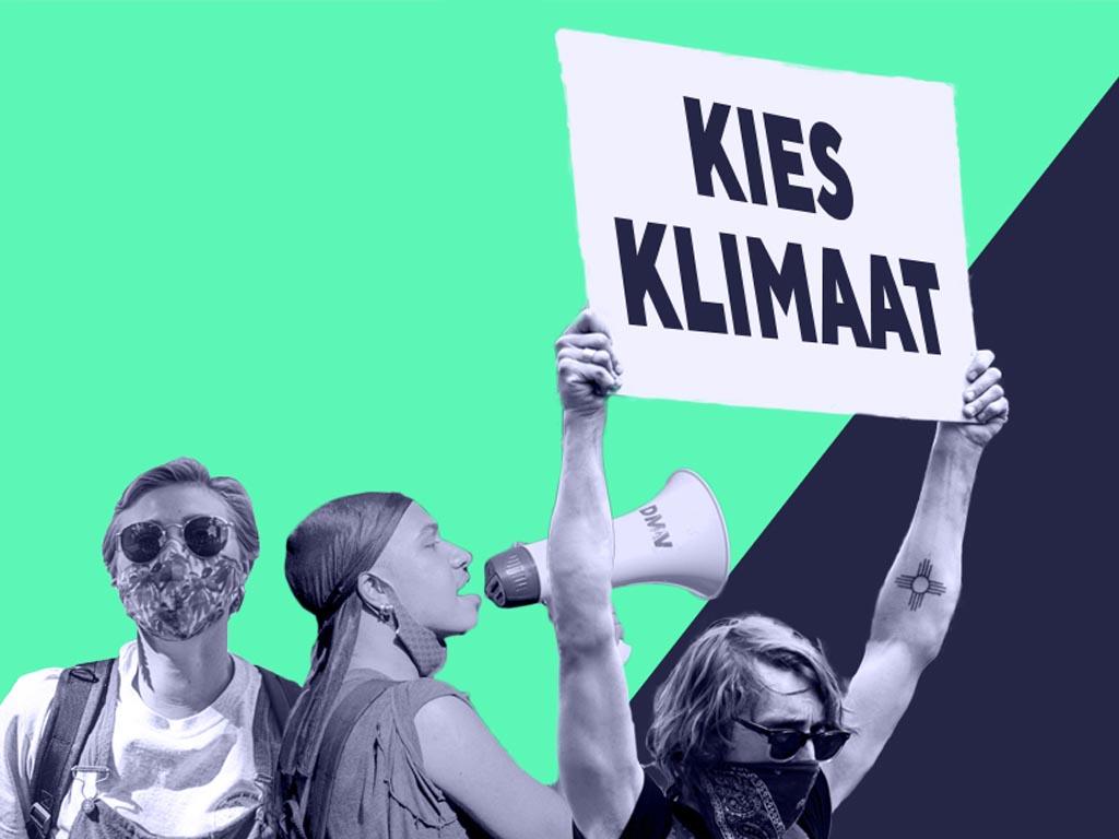 Het klimaatalarm op 14 maart in heel Nederland te horen