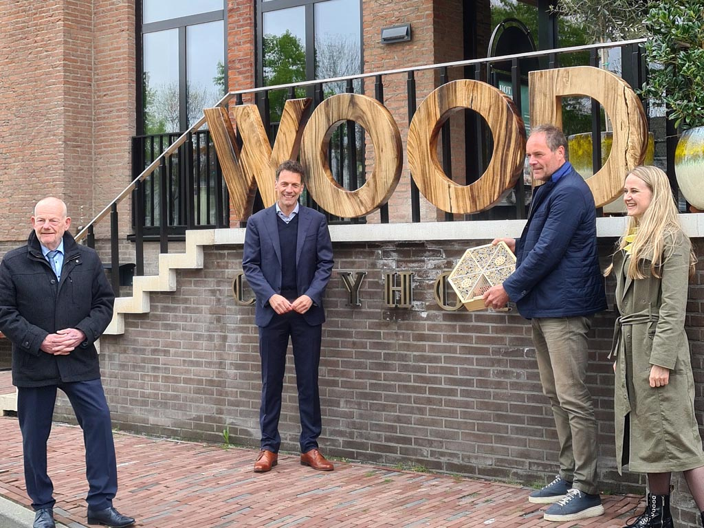 Vier Zeeuwse hotels investeren in bos