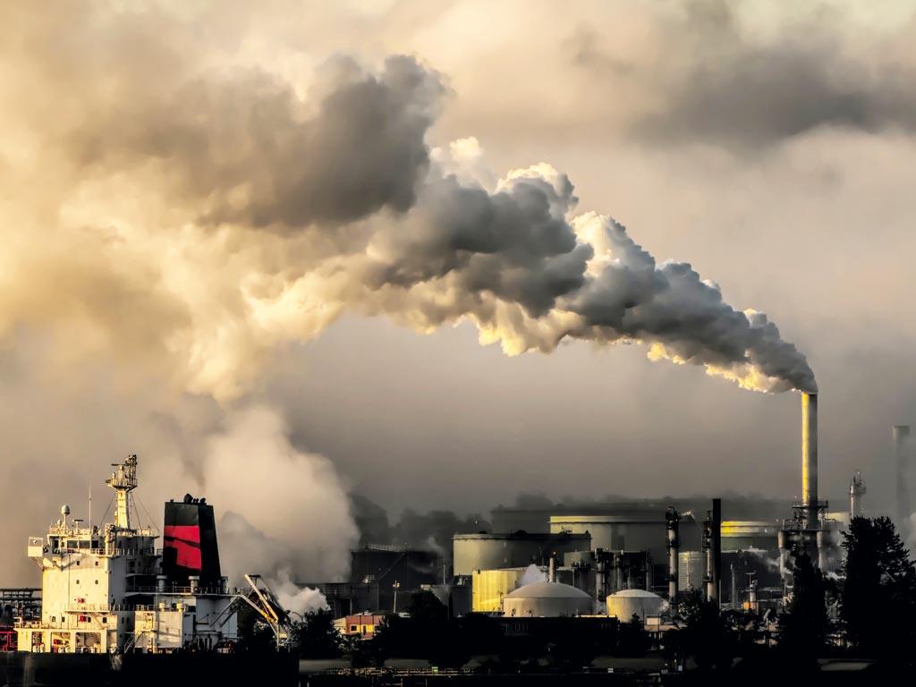 Industrie moet verantwoordelijkheid nemen in reductie CO₂-uitstoot