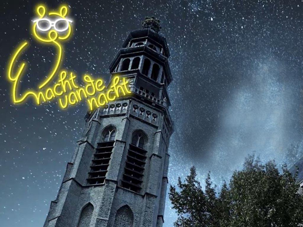 Vuurvliegjes zoeken en nog veel meer tijdens de Nacht van de Nacht