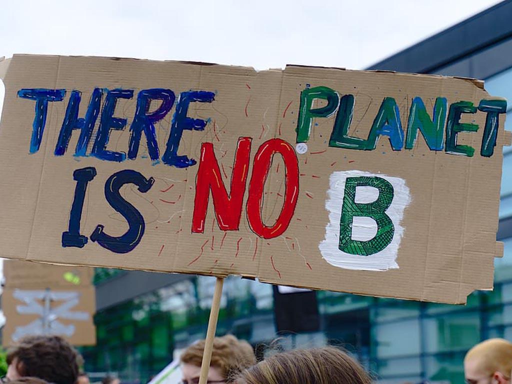 Grootste klimaatdemonstratie ooit op 6 november 2021