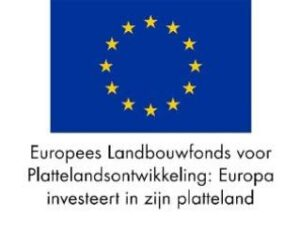 Logo EU voor project Strokenteelt