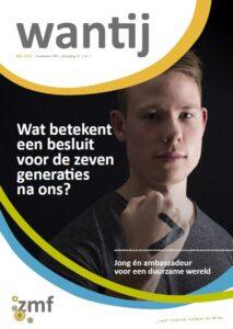 Screenshot cover Wantij mei 2020